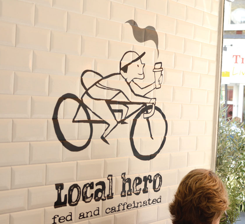 Local Hero cafe