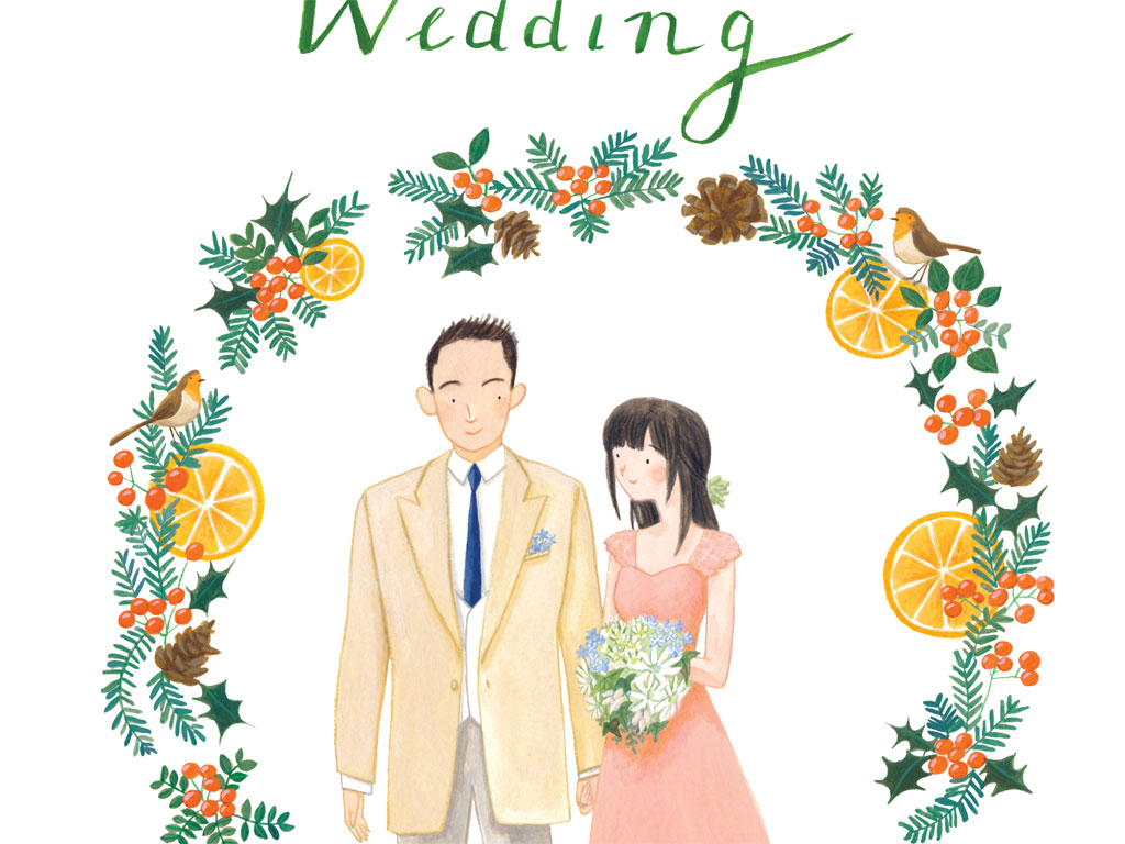 Private commission – Wedding